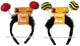 MB* (1) Costume ANTENNA HEADBAND Halloween BUMBLE BEE/LADY BUG New! *YOU... - $3.99