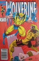 Wolverine, 64, Early December 1992 [Comic] [Jan 01, 1992] Marvel Comics - $4.67