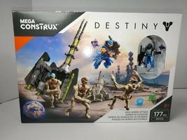 New Mega Construx Destiny Hive Horde Attack Building Set 177 Pieces DYF23 - $24.95
