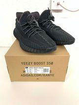 Adidas Yeezy 350 Boost FU9006 12.5 UK 13 US Triple Black bred calabasas 350 700 image 5
