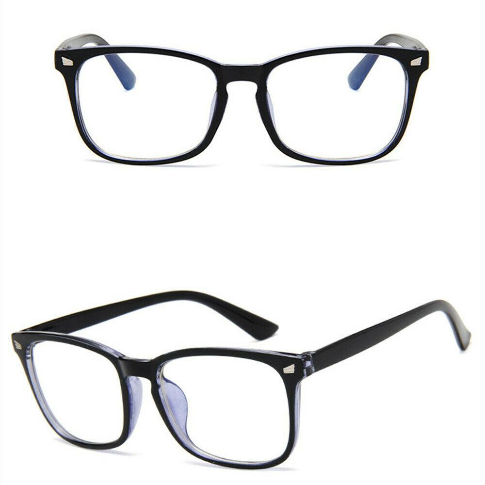 New Fashion Retro Style Clear Lens Glasses Frame Retro Casual Daily Eyewear