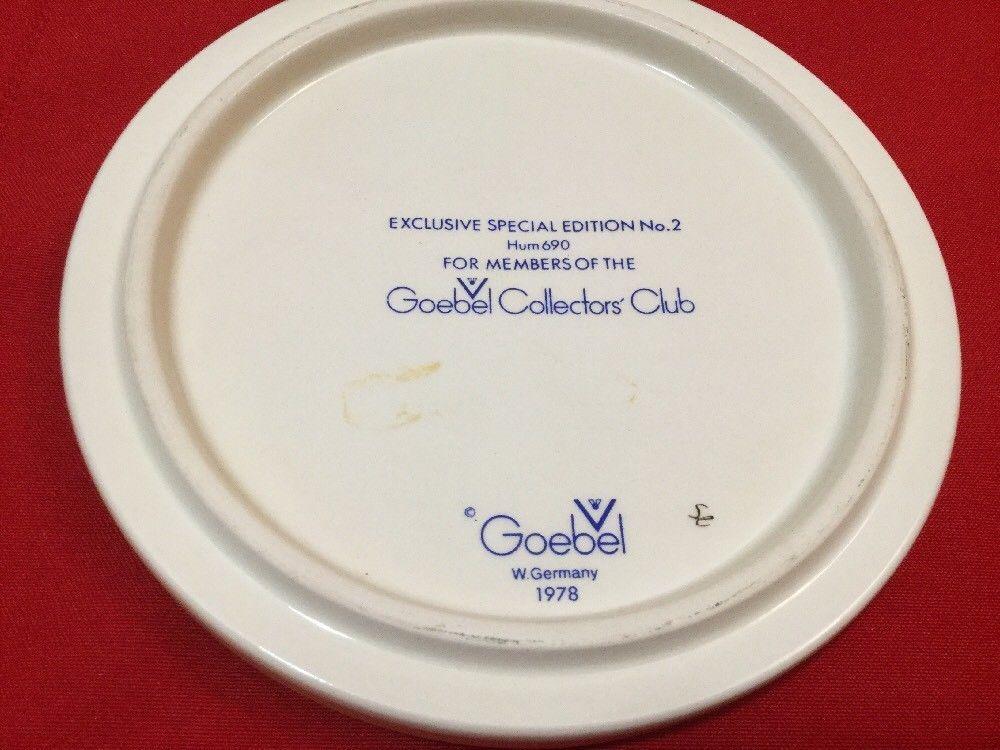 """Goebel Hummel Figurine - """"Eventide""""  #99 TMK-2 Rare"""