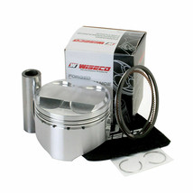 Wiseco 4393M08100 Piston Kit Standard Bore 81.00mm Fits 85-89 Honda TRX ATC 350 - $106.10