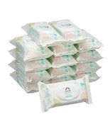 Amazon Brand - Mama Bear Sensitive Unscented baby wipes Pack of 15 (Tota... - $13.01