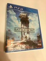 PS4 Star Wars Battlefront EA Game -New - $15.18