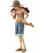 Banpresto Authentic One Piece Magazine Figure Luffy - $28.21