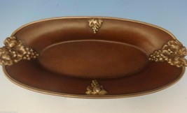 Tiffany & Co. Copper Tray (Pin) with Applied Sterling Grapes & Leaves (#... - $1,178.10