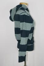 Abercrombie Boys Multi-Color Striped Long Sleeve Hoody Sz L - $16.82