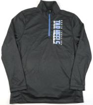 North Carolina Tar Heels Men's Wind Shirt Champion 1/4 Zip Pullover Lightweight