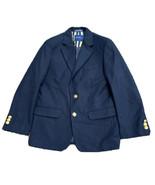 nautica suit jacket size 10 regular Navy Blue - $14.52