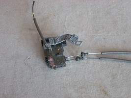 2013 HYUNDAI SONATA RIGHT REAR DOOR LOCK image 1