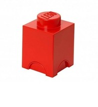 An item in the Toys & Hobbies category: Lego Storage Set 4001 Storage Brick 1 x 1 Red Brand new
