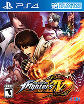 THE KING OF FIGHTERS XIV PS4 Brand New!!! - $34.99
