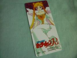 Sailor moon bookmark card sailormoon anime Princess Usagi - $6.00