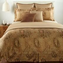 Ralph Lauren Verdonnet Paisley Queen bedskirt NIP - $77.55