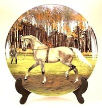 Bradford Exchange Spode The Hanoverian by Susie Whitcombe from The Noble Horse C - $44.59