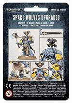 Games Workshop Warhammer 40,000 Space Wolves Upgrade Pack - $15.76