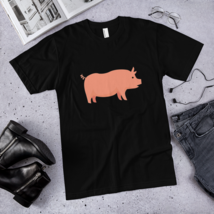 Pro pig t-shirt / pig T-Shirt / made in USA  image 1