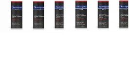 6 pack Neutrogena Men Triple Protect Face Lotion W/ Sunscreen, Spf 20, 1.7oz - $36.99