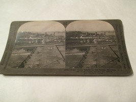 Great Ocean Liners Ships at the Docks Hoboken New Jersey NJ Stereoview Card - $14.99