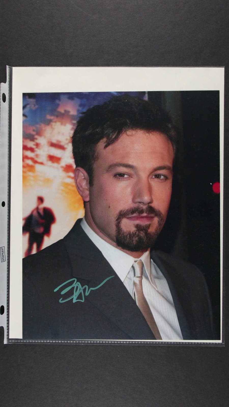 Primary image for Ben Affleck Signed Autographed Glossy 8x10 Photo