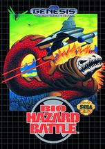 Bio Hazard Battle SEGA GENESIS Video Game - $25.97