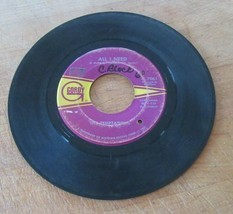 """The Temptations 45 RPM Vinyl Record 7"""" All I Need & Sorry is a Sorry Word - £3.58 GBP"""