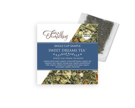 Sample of Organic Sweet Dreams Herbal Tea - $2.00