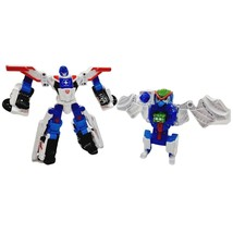 Hello Carbot Nighthoper Ambulance Owl Korean Transforming Action Figure Toy image 2