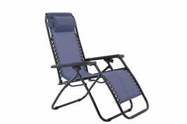 Zero Gravity Chair-Blue - $61.99