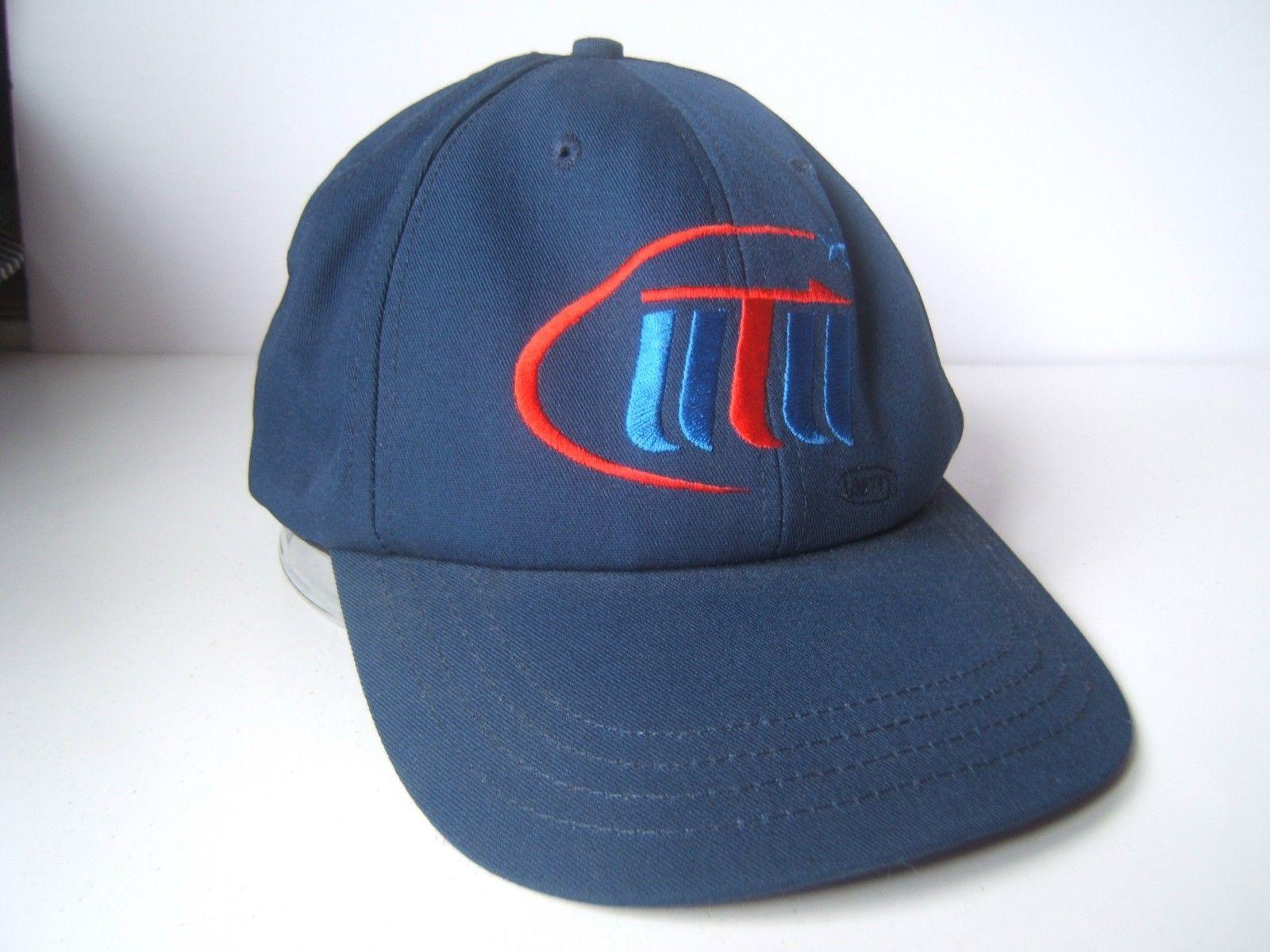 United Transportation Union Hat Dark Blue Snapback Baseball Cap Made in USA - $15.36