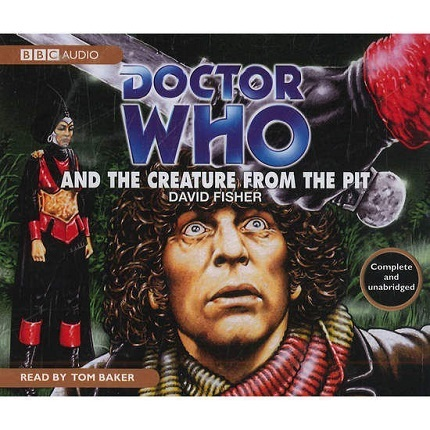 Primary image for Doctor Who: Creature From The pit - Audio/Spoken 4X CD ( New Sealed )