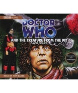 Doctor Who: Creature From The pit - Audio/Spoken 4X CD ( New Sealed ) - $28.80