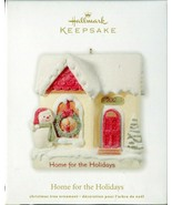 2012 Hallmark Keepsake Ornament - HOME FOR THE HOLIDAYS - Snowman in Fro... - $6.23