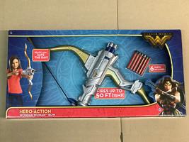 Mattel DC Wonder Woman Hero-Action Bow Playset - $29.84