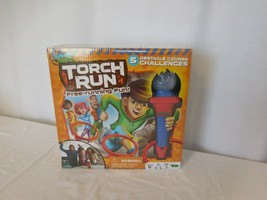 Torch Run Board Game ages 6+ - $7.94
