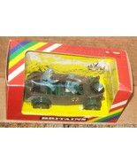 BRITAINS GERMAN SCOUT CAR KUBELWAGEN. KIT 9783 IN ORIGINAL BOX. - $75.00