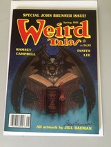 Weird Tales (1988) #304 Signed by Jill Bauman VF Very Fine - $23.76