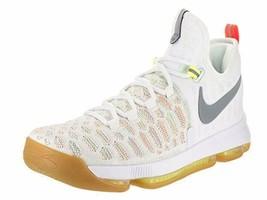 Nike Men's Zoom KD 9 Basketball Shoe (12 D(M) US, Multi-Color/Metallic S... - $199.99