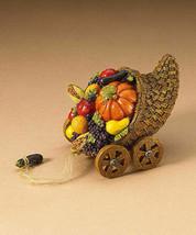 """Boyds Pull Toy """"Cornucopia"""" Tug Along -#654110 -2005 - Retired - $29.99"""