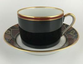 Fitz & Floyd Kuruma Cup & saucer  - $12.00