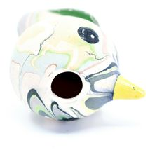 Handmade Bird Small Plant Orchid Succulent Watering Pals Ceramic Water Dripper E image 7