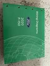 2020 Ford F-150 F150 Raptor Cablaggio Elettrico Diagramma Manuale Ewd - $49.44