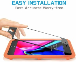 MANTO Screen Protector for iPhone 8 Plus 7 Plus 6s Plus 6 Plus 5.5-Inch ... - $26.69