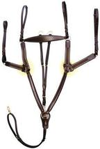 Horse-HDR Pro 5 Point Elastic Breastplate - $95.99 - $95.99