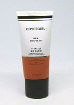 COVERGIRL VITALIST GO GLOW Luminizing Face Lotion No.2 Sunkissed 1.0oz/30ml - $4.71