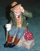 """Owd Willum"" Royal Doulton Figurine HN 2042 - RARE RETIRED COLLECTIBLE P... - $184.29"