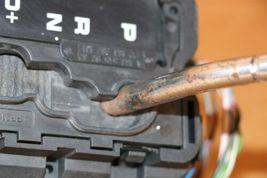 02-06 Mercedes Freightliner Dodge Sprinter Trans Floor Shift Shifter Selector image 5