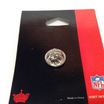 NEW Aminco Certified NFL NY Giants Earring/Necklace/Pin Jewelry Set image 5
