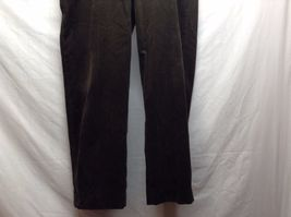 Men's Dark Green Corduroy Pants by L.L. Bean Sz 36 image 3